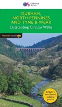 DURHAM, NORTH PENNINES & TYNE AND WEAR, Paperback / softback Book