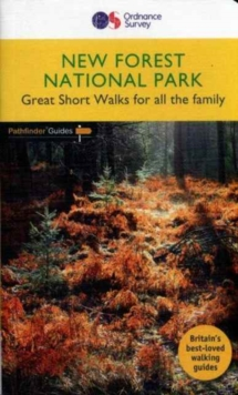 New Forest National Park, Paperback / softback Book