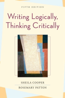 Writing Logically, Thinking Critically, Paperback Book