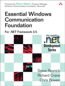 Essential Windows Communication Foundation (WCF) : For .NET Framework 3.5, Paperback Book