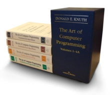 The Art of Computer Programming, Volumes 1-4A Boxed Set, Hardback Book