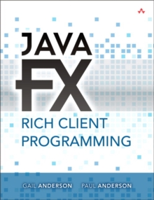 JavaFX Rich Client Programming on the NetBeans Platform, Paperback / softback Book