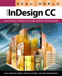 Real World Adobe InDesign CC, Paperback / softback Book
