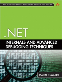 .NET Internals and Advanced Debugging Techniques, Paperback Book