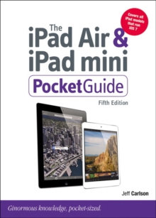 The iPad Air and iPad mini Pocket Guide, Paperback Book