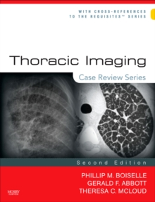 Thoracic Imaging: Case Review Series, Paperback Book