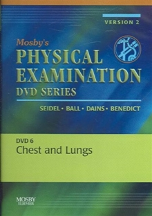 Mosby's Physical Examination Video Series: DVD 6: Chest and Lungs, Version 2, Digital Book