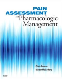 Pain Assessment and Pharmacologic Management, Spiral bound Book