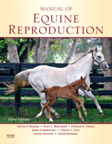 Manual of Equine Reproduction, Paperback / softback Book