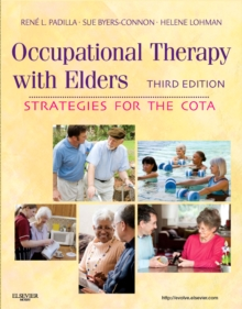 Occupational Therapy with Elders : Strategies for the COTA, Hardback Book