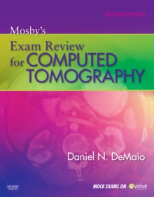 Mosby's Exam Review for Computed Tomography, Paperback Book