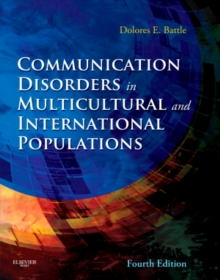 Communication Disorders in Multicultural and International Populations, Hardback Book
