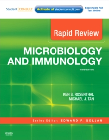 Rapid Review Microbiology and Immunology : With STUDENT CONSULT Online Access, Paperback Book