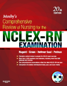 Mosby's Comprehensive Review of Nursing for the NCLEX-RN  Examination, Paperback / softback Book