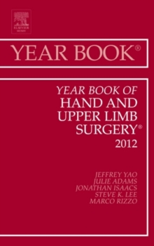 Year Book of Hand and Upper Limb Surgery 2012, Hardback Book