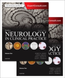 Bradley's Neurology in Clinical Practice, 2-Volume Set, Hardback Book