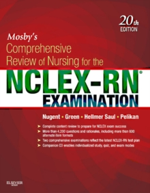 Mosby's Comprehensive Review of Nursing for the NCLEX-RN(R) Examination - E-Book, EPUB eBook