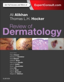 Review of Dermatology, Paperback Book