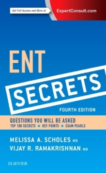 ENT Secrets, Paperback / softback Book