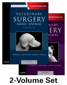 Veterinary Surgery: Small Animal Expert Consult : 2-Volume Set, Hardback Book
