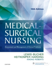 Medical-Surgical Nursing : Assessment and Management of Clinical Problems, Single Volume, Hardback Book