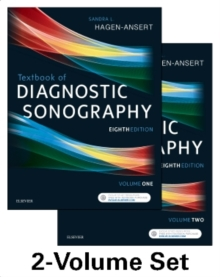 Textbook of Diagnostic Sonography : 2-Volume Set, Hardback Book