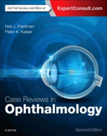 Case Reviews in Ophthalmology, Paperback / softback Book