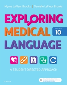 Exploring Medical Language : A Student-Directed Approach, Paperback Book