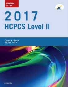2017 HCPCS Level II Standard Edition, Paperback / softback Book