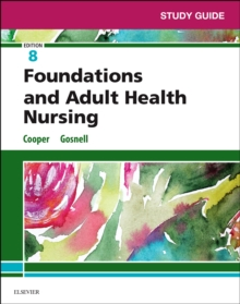 Study Guide for Foundations and Adult Health Nursing, Paperback / softback Book