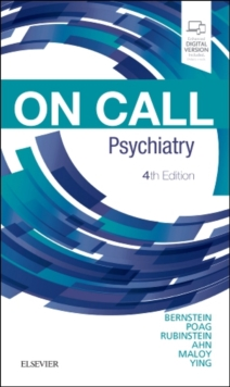 On Call Psychiatry : On Call Series, Paperback / softback Book