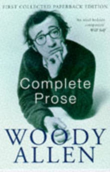 The Complete Prose, Paperback Book