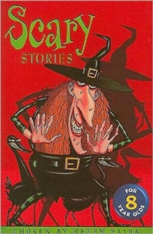 Scary Stories for Eight Year Olds, Paperback Book