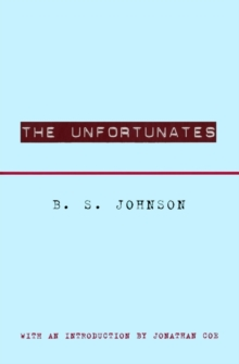 Unfortunates, Hardback Book