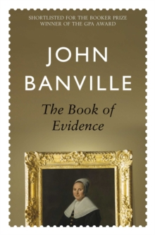The Book of Evidence, Paperback / softback Book