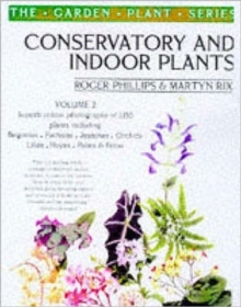 Conservatory and Indoor Plants : v.2, Paperback Book