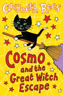 Cosmo and the Great Witch Escape, Paperback Book