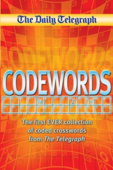 "The ""Daily Telegraph"" Book of Codewords : 1, Paperback Book"