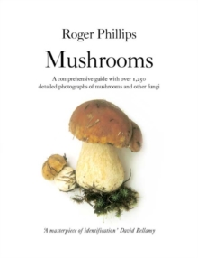 Mushrooms, Paperback Book