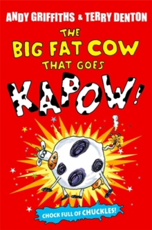 The Big Fat Cow That Goes Kapow, Paperback / softback Book