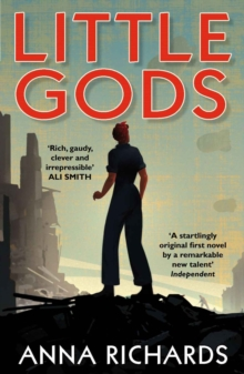 Little Gods, Paperback Book