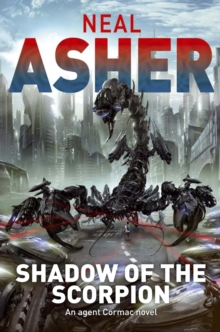 Shadow of the Scorpion, Paperback Book