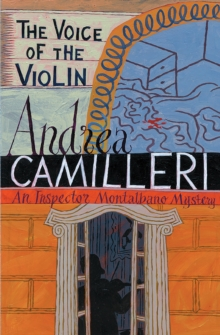 The Voice of the Violin, Paperback Book