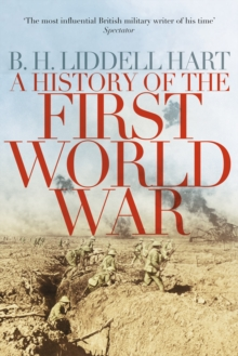 A History of the First World War, Paperback Book
