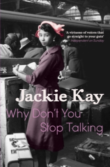 Why Don't You Stop Talking, Paperback Book