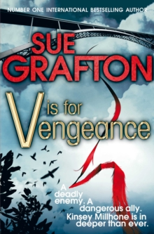 V is for Vengeance, Paperback Book
