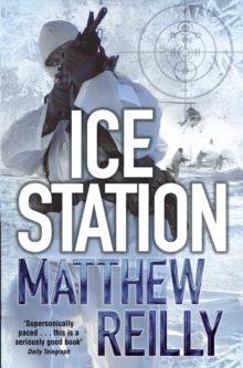 Ice Station, Paperback Book