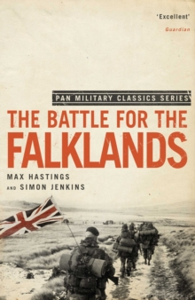 The Battle for the Falklands, Paperback Book