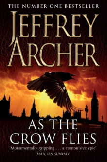 As the Crow Flies, Paperback Book