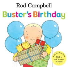 Buster's Birthday, Paperback Book